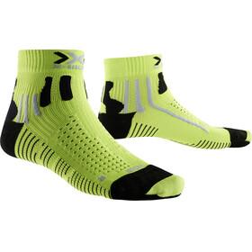 X-Bionic Effektor Running Socks Men Green Lime/Black